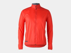 Bontrager Jacket Circuit Rain X-Small Radioactive Red