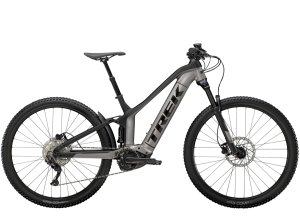 Trek Powerfly FS 4 625 XS (27.5  wheel) Matte Gunmetal/Matte Black