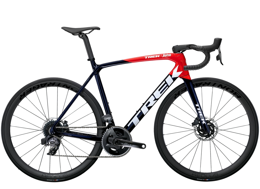 Trek Émonda SLR 7 eTap 50 Navy Carbon Smoke/Viper Red
