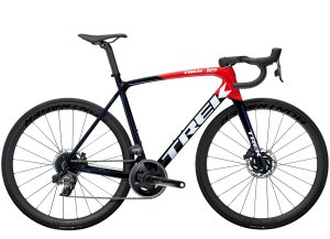 Trek Émonda SLR 7 eTap 58 Navy Carbon Smoke/Viper Red