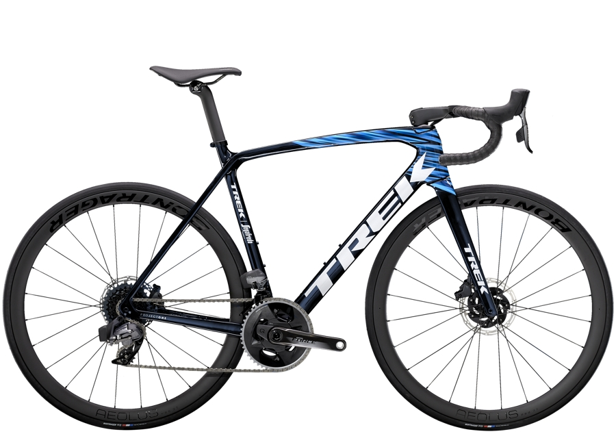 Trek Émonda SLR 7 eTap 56 Navy Carbon Smoke/Blue
