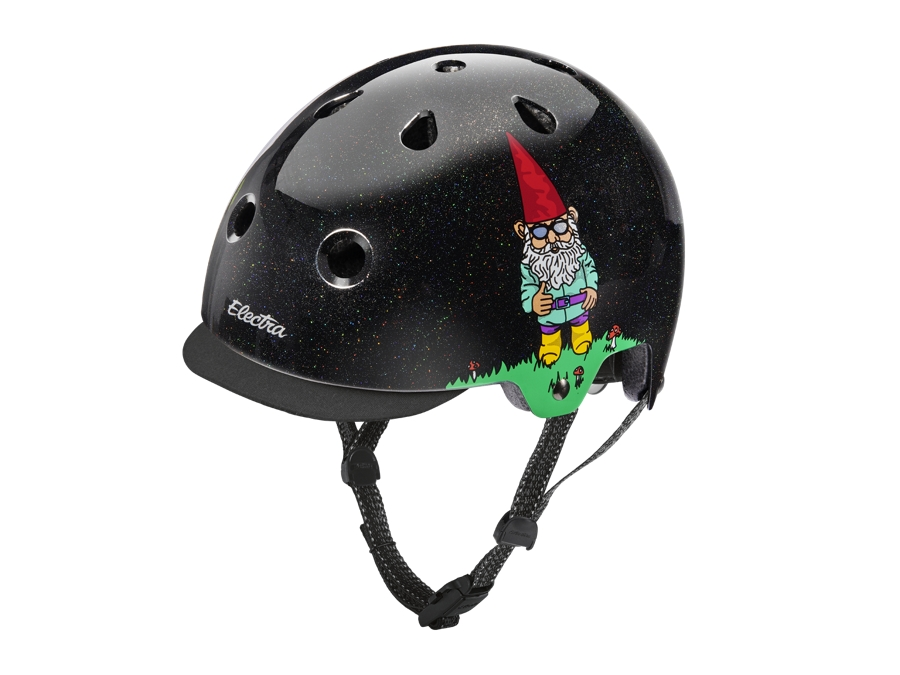 Electra Helmet Lifestyle Lux Gnome Medium Black CE