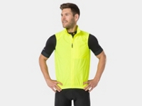 Bontrager Vest Circuit Windshell Small Fluorescent Yellow
