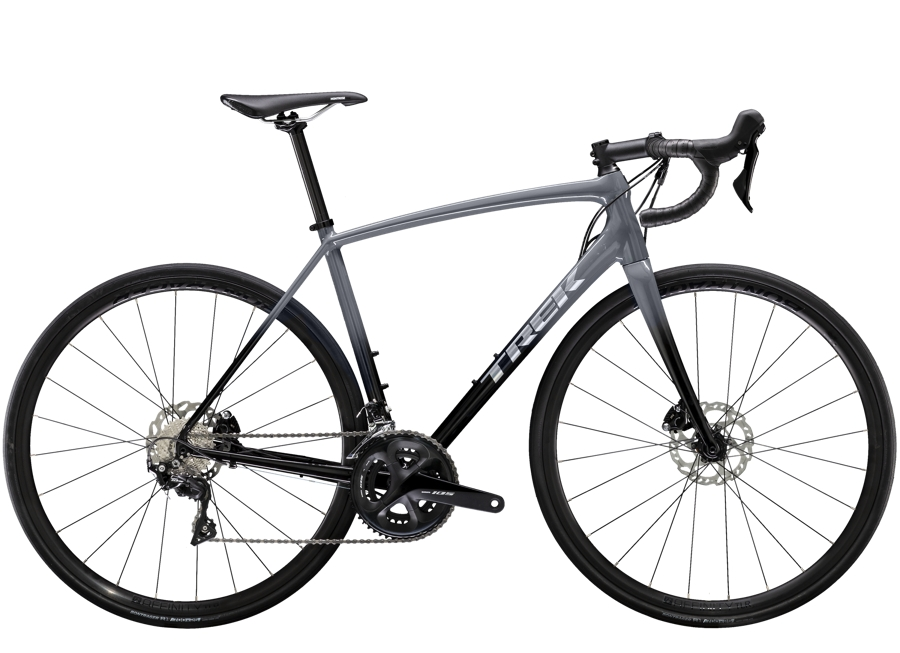Trek Émonda ALR 5 54 Slate to Trek Black Fade